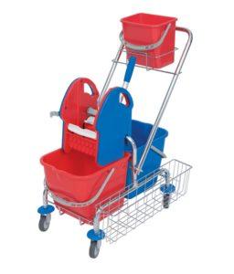 Wózek do sprzątania Łomża Unihurt 256x300